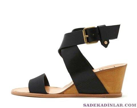 Dolgu Topuk Ayakkabı Modelleri - lola 140$