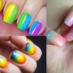 En Moda Tırnak Süsleme Modelleri - Nail Art (1)