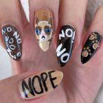 En Moda Tırnak Süsleme Modelleri - Nail Art (18)