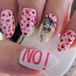 En Moda Tırnak Süsleme Modelleri - Nail Art (19)