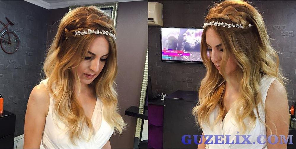 Gelin Saçı - En Güzel Gelin Saç Modelleri (12)