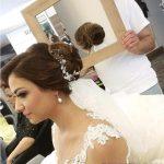 Gelin Saçı - En Güzel Gelin Saç Modelleri (16)