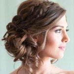 Gelin Saçı - En Güzel Gelin Saç Modelleri (19)