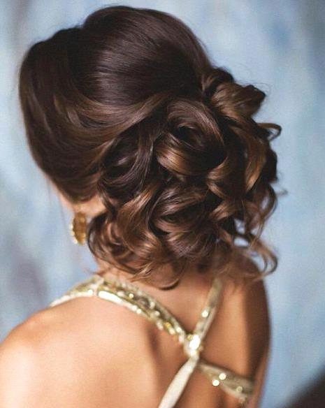 Gelin Saçı - En Güzel Gelin Saç Modelleri (3)