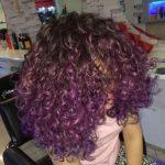 Kıvırcık Saç Modelleri - Curly Hair Color - Hairstyles