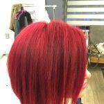 Kızıl Bob Kesim Saç modelleri - Short Red Hair Color Ideas - Hairstyes