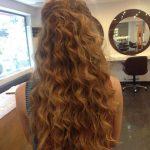 Kızıl Kıvırcık Saç Modelleri - Red Curly Hair Color - Hairstyles - 3
