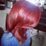 Kızıl Saç Modelleri - Red Hair Color Ideas -000