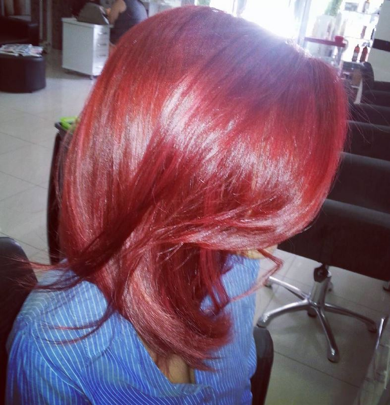 Kızıl Saç Modelleri - Red Hair Color Ideas -000