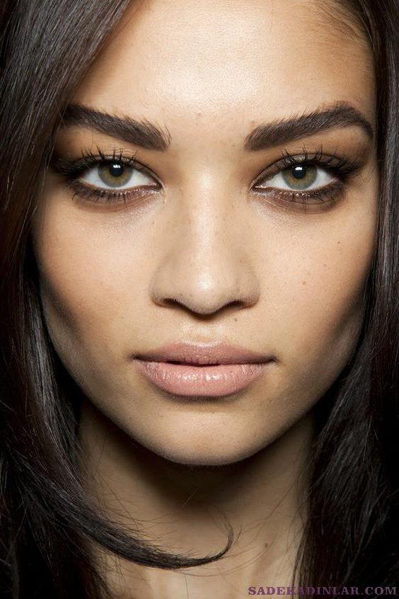 2020 Kaş Modelleri ve Kaş Şekilleri, Göz Makyajı Trendleri