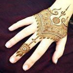 Modish Henna Tattoo Designs (mehndi design)