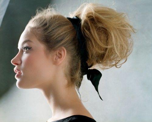 Doğal Saç Modelleri