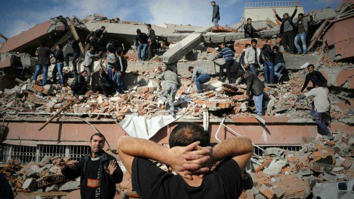 Deprem Nedir? Depremden Korunma Yolları