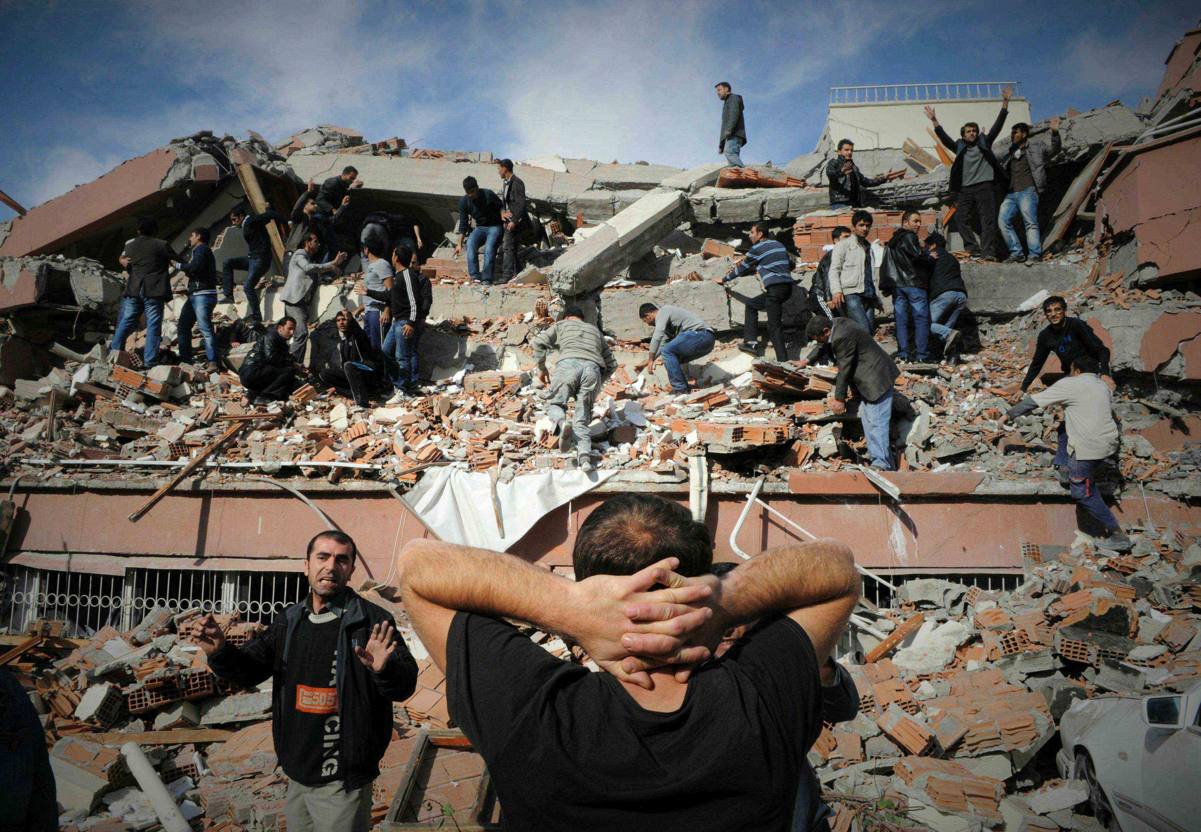 deprem - deprep nedir - son depremler