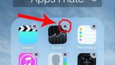Apple; ios 10 ile Varsayılan Uygulamalar Artık Silinebilecek
