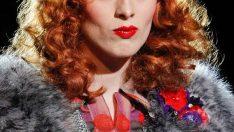 Kızıl Saça En çok Yakışan Saç Modelleri