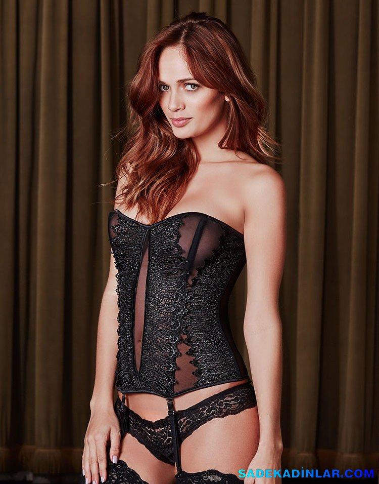 Büstiyer Modelleri İç Giyimin Seksi Kraliçesi