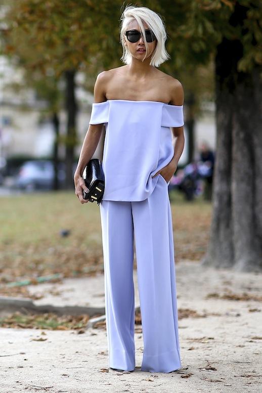 Omuz Açık Bluz Modelleri