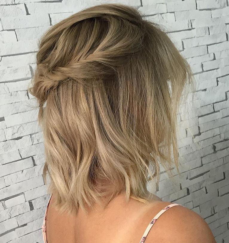 Kısa Saç Ombre Kısa Saç Modelleri Kısa Sarı Saç Renkleri