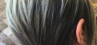 En Şık Kısa Saç Modelleri Ombre Saç Renkleri