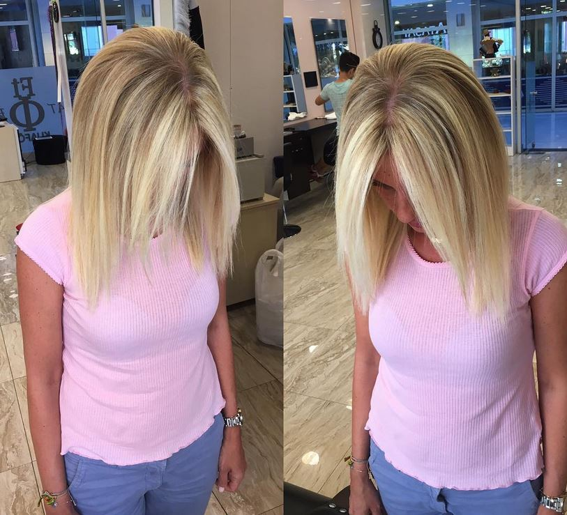 Kısa Saç Ombre - Ombre Hairstyles