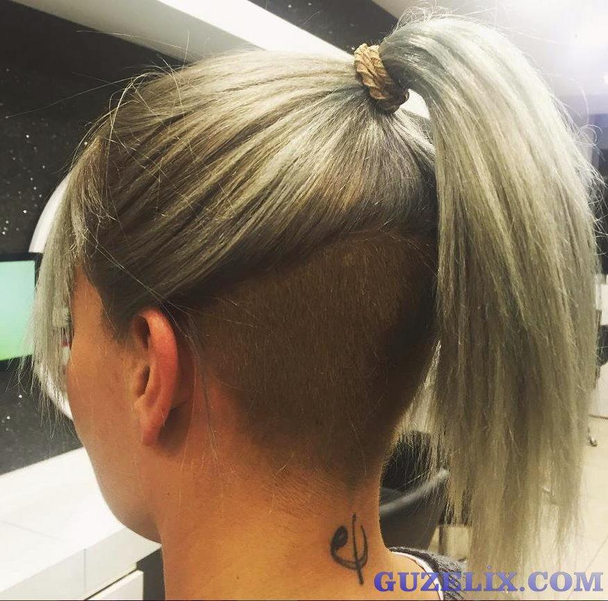 Kısa Saç Ombre Kısa Saç Modelleri Kısa Sarı Saç Renkleri Short