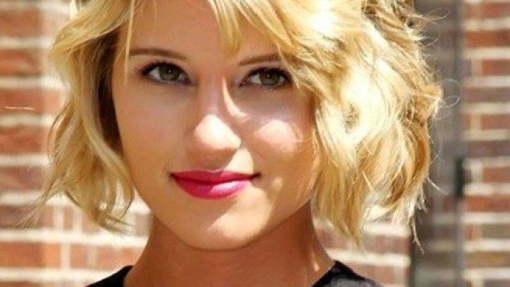 Kadınlar İçin En Güzel Kısa Dalgalı Saç Modelleri