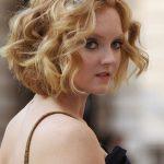 Kısa Dalgalı Saç Modelleri