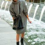 2022 Sonbahar Kış Bayan Triko Kazak Kombinleri