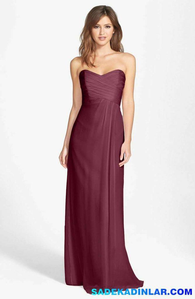 2020 Uzun Abiye Elbiseler İle Gecenin En Şık Kadını Siz Olun
