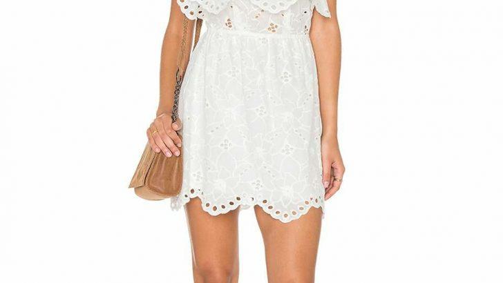 Bu Beyaz Elbise Modelleri İle Gelinler Bile Sizi Kıskanacak