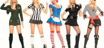 En Çılgın ve Seksi Cadılar Bayramı Kostümleri – İç Giyim