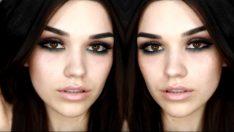 Dumanlı Göz Makyajı Nasıl Yapılır? Video Adım Adım Yapılışı
