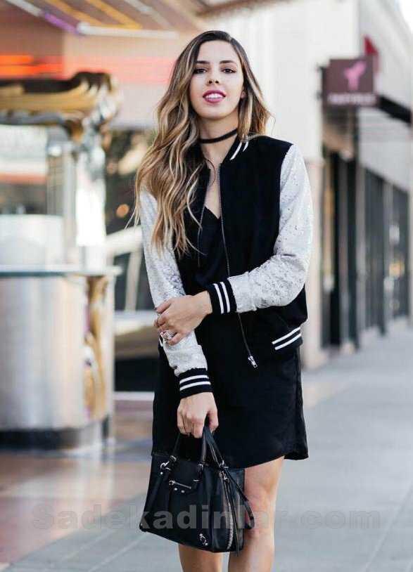 Kış Kombinleri Bayan Giyim ve Kazak Modelleri