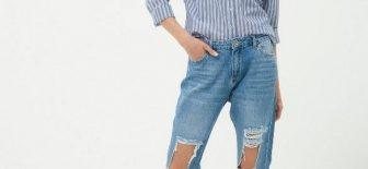 Ünlü Markaların Kot Pantolon Modelleri ve Kombinleri 2017 & 2018