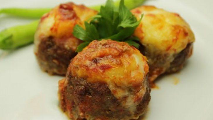 Enfes Patates Püreli Köfte Nasıl Yapılır?