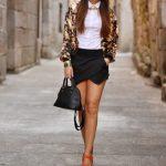2020 Şort Etek Kombinleri Modanın En Şık Hali