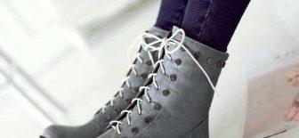 Son Moda Kışlık Bayan Bot Modelleri, Kış Modası Bayan Ayakkabı