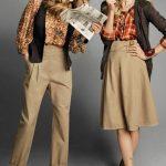 2017'nin En Şık Toprak Rengi Elbise Kıyafet Kombinleri_Pantolon_Etek