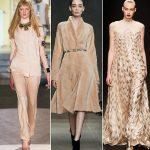 2017'nin En Şık Toprak Rengi Elbise Kıyafet Kombinleri_y