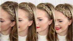 2017 Yılbaşı Saç Modelleri Yılbaşı Parti Saçı Modelleri