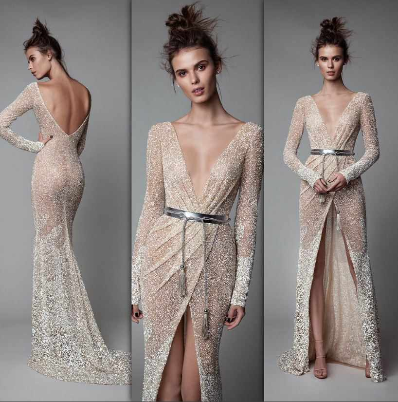 87647e299d699 2018 Gece Elbiseleri Parlak Kumaştan Sırt Dekolteli Abiye Elbise Modelleri  · «