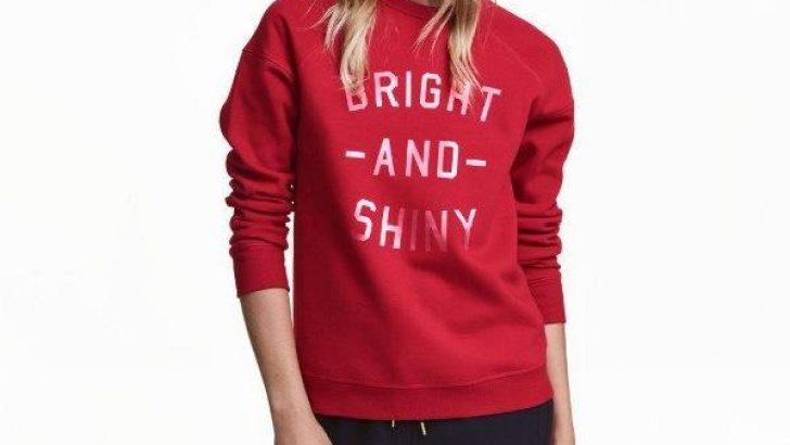 2017 Yılının En Güzel Kışlık Sweatshirt Modelleri