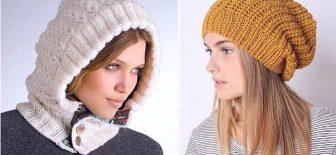 Son Moda Bayan Örgü Bere Modelleri Kış Modası