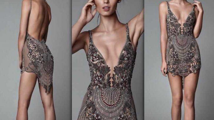 Abiye Elbise Modelleri 2018 Gece Elbiseleri Kışkırtıcı  ve Dikkat Çekici