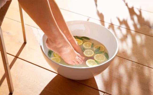 Ayak Bakımı: Topuk Çatlaklarına Ne İyi Gelir?