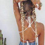 Saçlarda Modası Hiç Geçmeyen Örgü Saç Modelleri