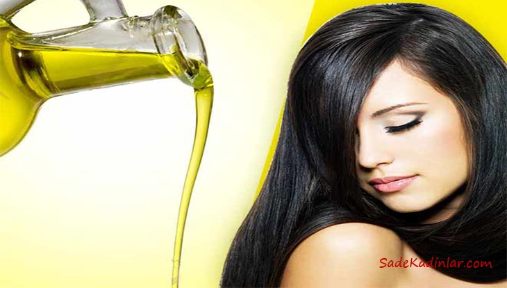 Canlı Saçlar İçin Zeytinyağ İle Saç Bakımı Nasıl Yapılır