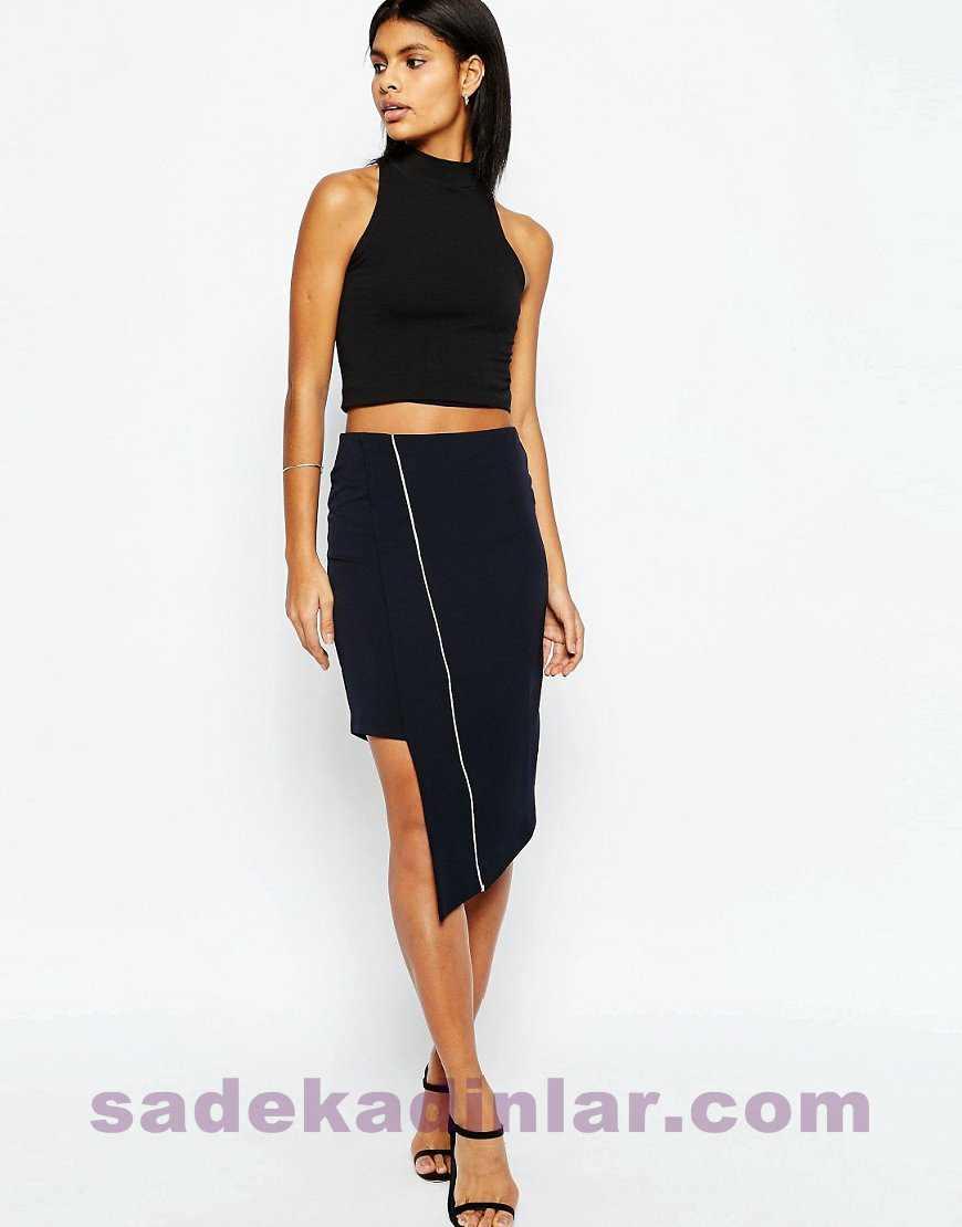 2019 Kalem Elbise Modelleri