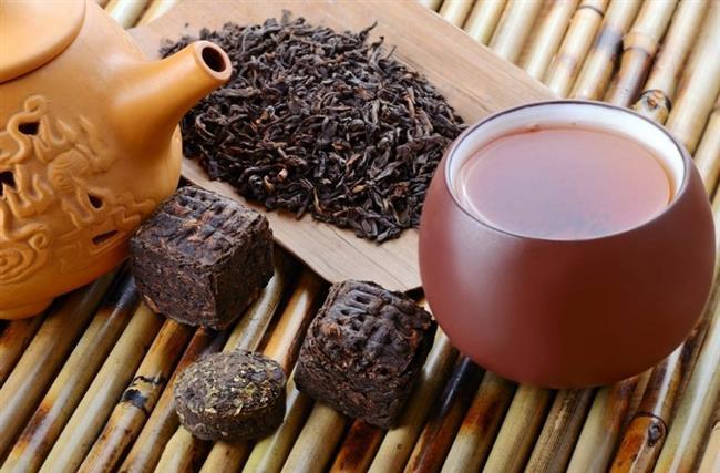 Diyetlere Ek Hızlı Zayıflatan Bitki Çayları: Pu-Erh Çayı